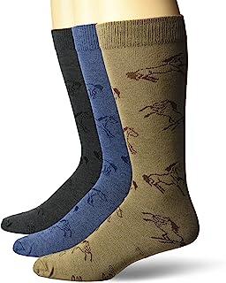 Wrangler Women's Ladies Horse Boot Socks 3 Pair Pack