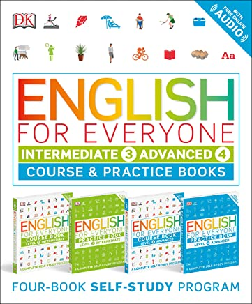 English for Everyone: Intermediate and Advanced