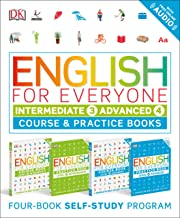 English for Everyone Slipcase: Intermediate and Advanced