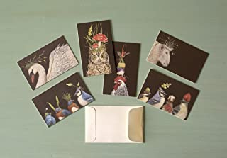 Kitchen Papers Vicki Sawyer Enclosure Cards with Envelopes