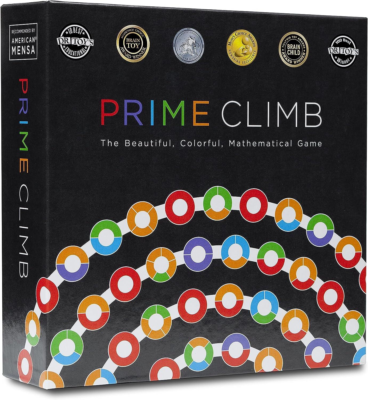2. Math For Love Prime Climb