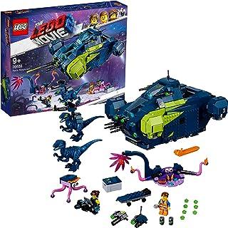 LEGO Movie 2 Rex's Rexplorer! 70835 Playset Toy