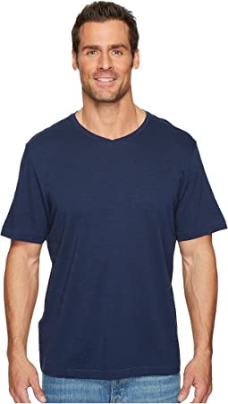 Tommy Bahama - Portside Palms V-Neck T-Shirt
