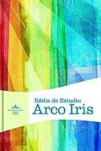 Biblia de estudio arco iris / Rainbow Study Bible: Reina-valera 1960, Multicolor