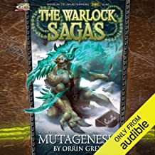 Mutagenesis: The Warlock Sagas, Vol. Two