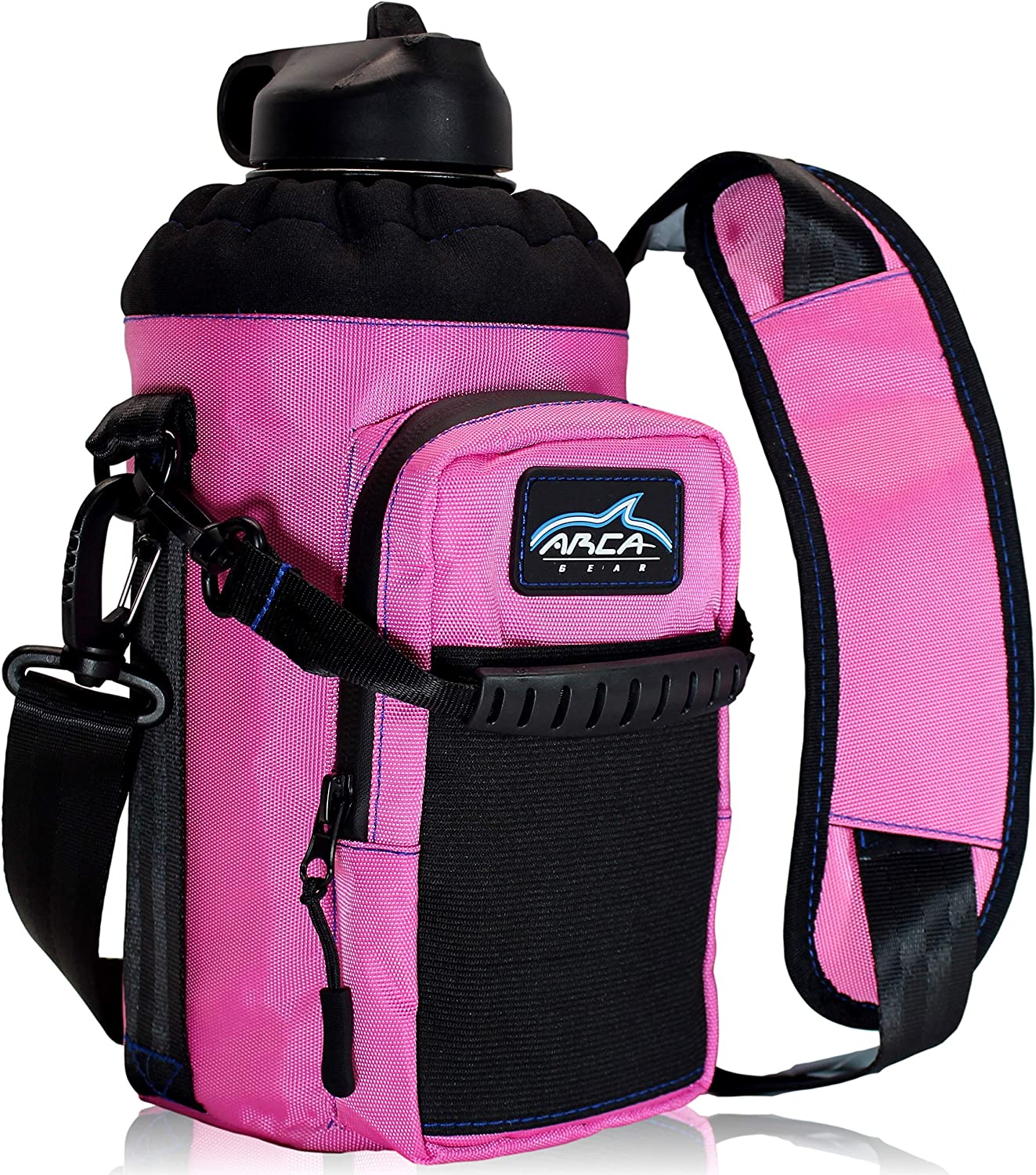 Arca Gear 64 OFFicial store oz Hydro Carrier - Now free shipping Water C w Sling Insulated Bottle