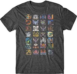 Inspired Monster Hunter Iceborne Shirt, Monster Hunter Shirt, Monster Hunter World Shirt, Mhw Iceborne Monsters, Monster H...