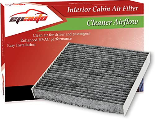 high quality EPAuto outlet online sale CP182 (CF11182) Replacement for Honda Premium Cabin Air Filter includes Activated 2021 Carbon online