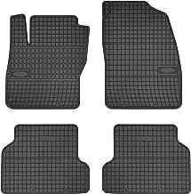Gummi Fußmatten RAND ROT NEU $$ Lengenfelder Gummimatten für Ford EcoSport