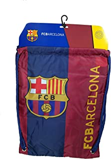 e52a4e97a Fc Barcelona Authentic Official Licensed Soccer Drawstring Cinch Sack Bag