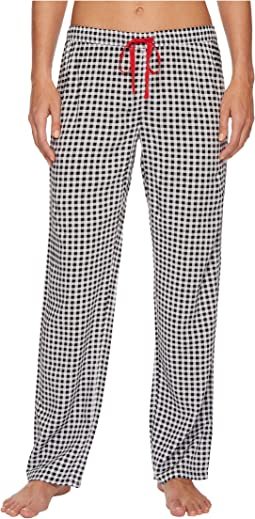 P.J. Salvage - Rock 'N Rose Checkered Pants