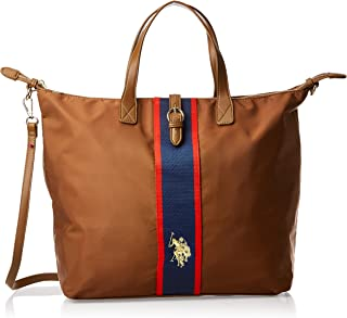 US Polo Womens Patterson Webbing Tall Shopping