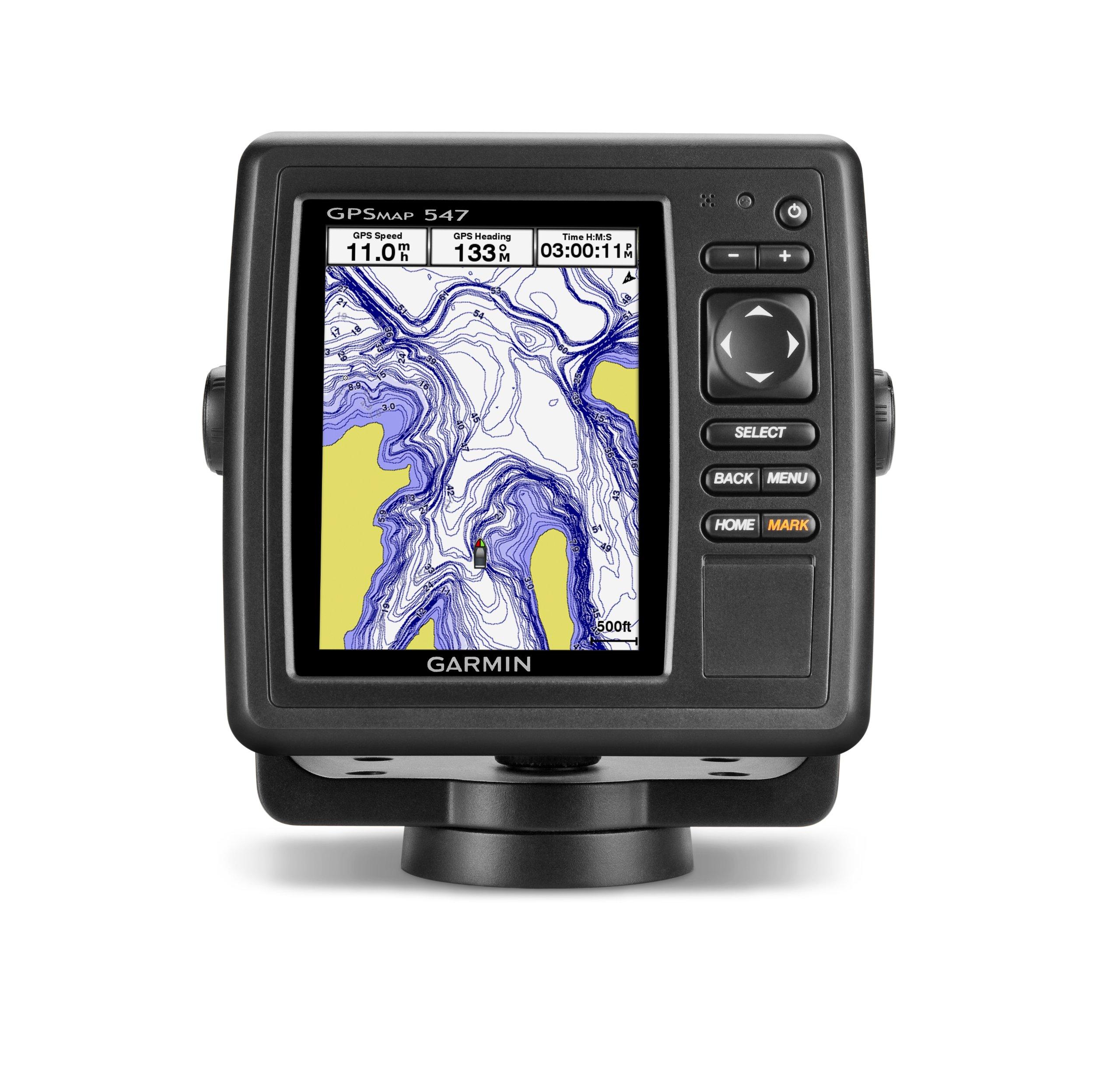 GARMIN GPSMAP 547 CHARTPLOTTER U.S.LAKES & U.S. BLUECHART G2: Amazon.es: Electrónica