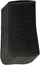 Original Einhell Foam Filter 10L (Wet Dry Vacuum Cleaner Accessories, 10 Litres, Pack of 5 Included, Suitable for TE-VC 1...