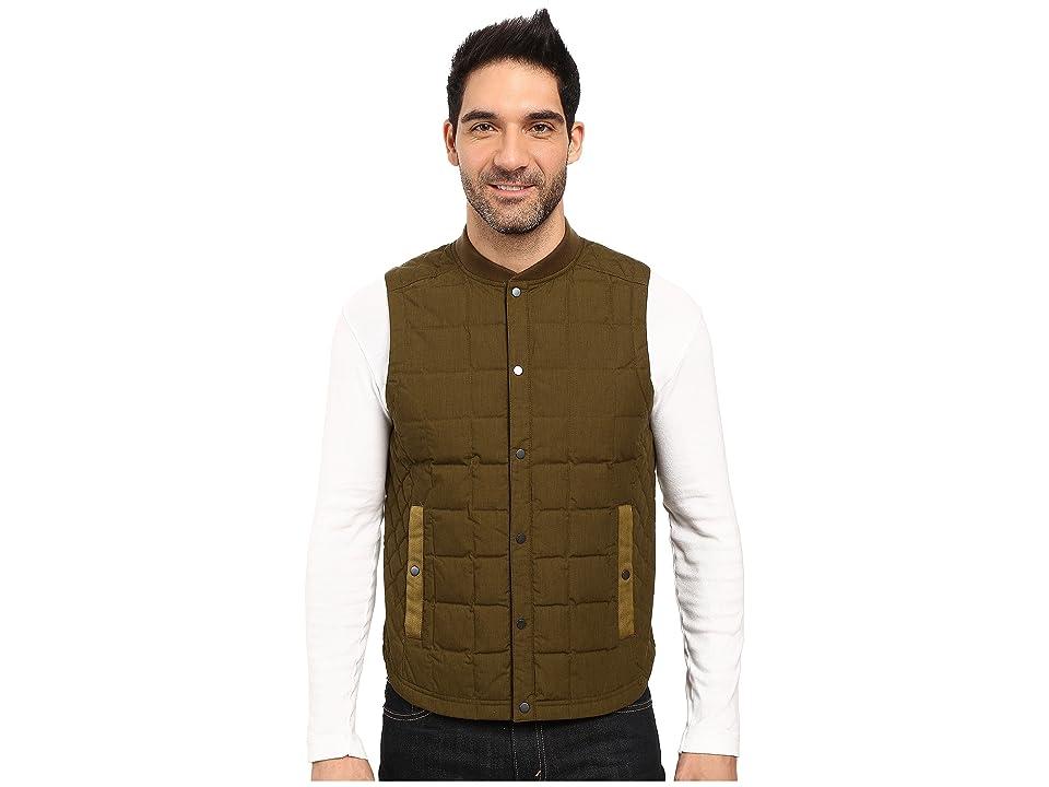 NAU Utility Down Vest (Frond) Men