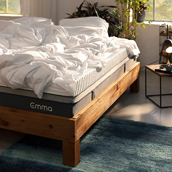 Emma Twin XL Mattress 12 High Memory Foam Mattress CertiPUR US Certified European Sleep Experience Best Buy 2018 And 2019 Mattress I 100 Night Trial I 10 Year Warranty