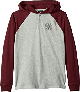 Denton Hooded Pullover Knit (Big Kids)