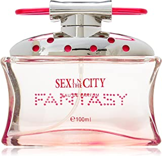 Sex In The City Fantasy by Unknown Women's Eau De Parfum Spray (New Packaging) 3.4 oz - 100% Authentic