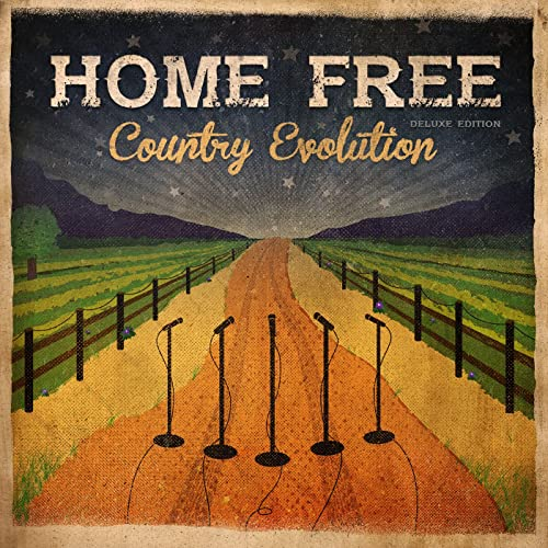 Good Ol Country Harmony By Home Free On Amazon Music Amazoncom