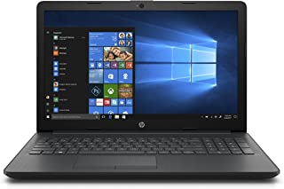HP 15-inch Laptop, Intel Core i3-7020U Processor, 4 GB RAM, 1 TB Hard Drive, Windows 10 Home (15-da0020nr, Gray)