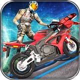 ディーノ・バイク・スタントマン・スペース・ライダーはスピン・タイヤのゴムを燃やす2018:エクストリーム・スパイダーマン・バイク・レーシング・ハイウェイ・クラッシュ・ゲーム・子供たちのための子供たちのゲーム・トリッキー・スタント・モトクロス・フリースタイル・ゲーム・恐竜・レーシングゲーム・マニア