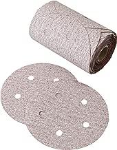 Carborundum H8949 534; Sanding Disc A150-B PSA 5-Hole 100 Disc Roll