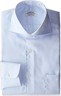 (フェアファクス) FAIRFAX(フェアファクス) 形態安定加工ピンオックスカッタウェイカラーシャツ 7154