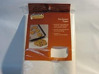 Smart Living Parchment Paper