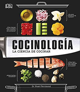 comprar comparacion Cocinología: La ciencia de cocinar