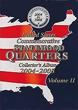 2004-2008 WASHINGTON STATEHOOD QUARTER 7X10