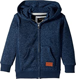 Quiksilver Kids - Keller Zip Hoodie (Toddler/Little Kids)
