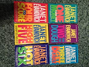Janet Evanovich's Stephanie Plum Books 1-6 (One for the Money,Two for the Douth,Three to Get Deadly,Four to Score,High Five,Hot Six