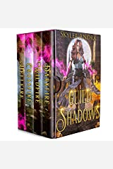 Guild of Shadows Boxset Books 1 to 4: Reverse Harem Paranormal Academy Romance Kindle Edition