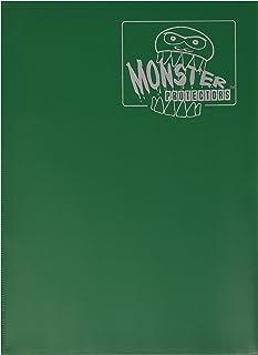 Monster Binder Cards (9), Matte Forest