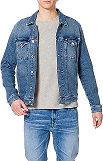 Tommy Jeans Regular Trucker Jacket Lmbc Chaqueta para Hombre