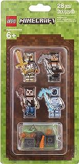 LEGO Minecraft Skin Pack 2 28pieza(s) Juego