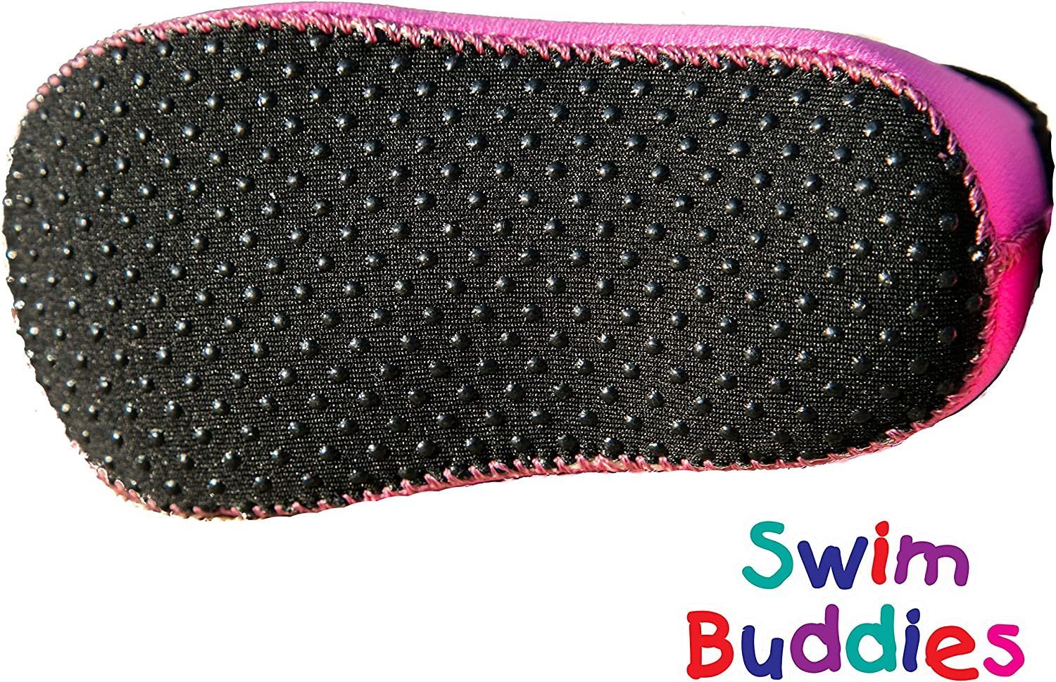 Lightweight /& Comfortable Swimming Shoes The Best Water Shoes for Beach Swim Buddies Baby Swim Shoes Lake Toddler Aqua Socks Pool