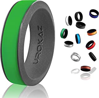 Silicone Fashion Rings, The Only Ring That Fits Your Lifestyles - Whether You are Single or Married, Ring is Right for You - It is Fashionable, Flexible, and Comfortable