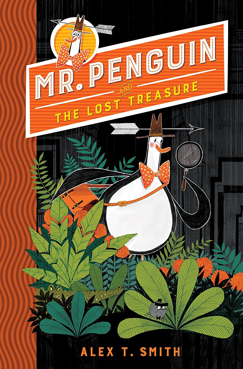 ドリンク子孫先のことを考えるMr Penguin and the Lost Treasure: Book 1 (English Edition)