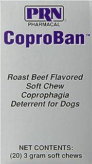 20 Piece CoproBan Anti Coprophagia Roast Flavor