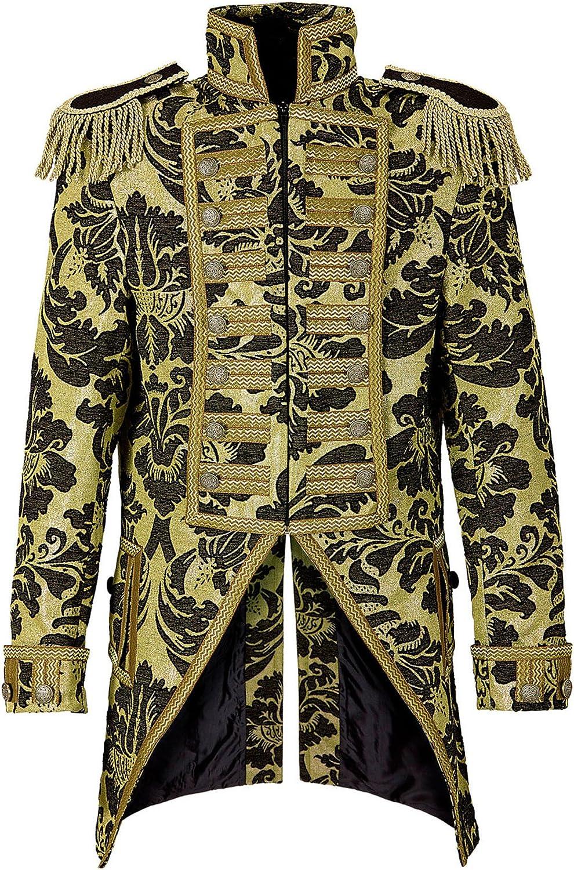 Widmann 59343 - Herren Frack Jacquard Parade kostüm, L B06XKX477R Einzigartig    Innovation