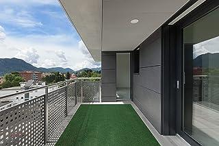Emerald Green Indoor/Outdoor Carpet Patio & Pool Area Rugs Runners and Doormats - Easy Maintenance - Just Hose Off & Dry!...