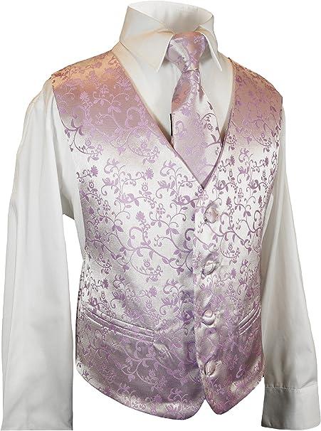 Festliche Kindermode Kinder Weste Fur Jungen 3tlg Weinrot Hemd Krawatte Amazon De Bekleidung