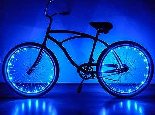 Neon Nightlife LED Light Up Bike Wheel Lights