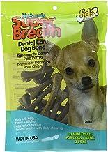 product image for Fido Super Breath Dental Care Dog Bones with Chlorophyll - Mini 21/pk