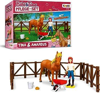 Craze 57460 Adventskalender Bibi & Tina Martinshof: Amazon