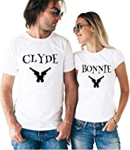 Pretty Matching Couple T Shirts - His and Hers Custom Shirts - Couples Outfits for Him and Her