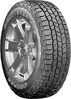 Cooper Discoverer A/T3 4S All- Terrain Radial Tire-265/65R18 114T