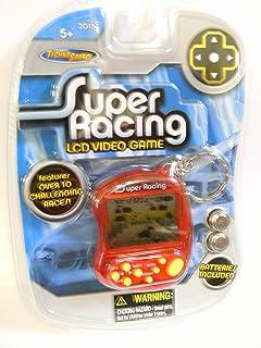 Techno Source Super Racing Car Keychain Games, Key Chain, Handheld