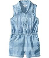 Splendid Littles - Gingham Check Romper (Little Kids)